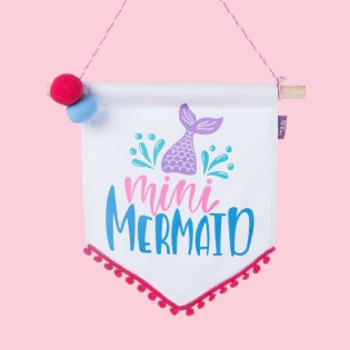 Flâmula - Mini mermaid